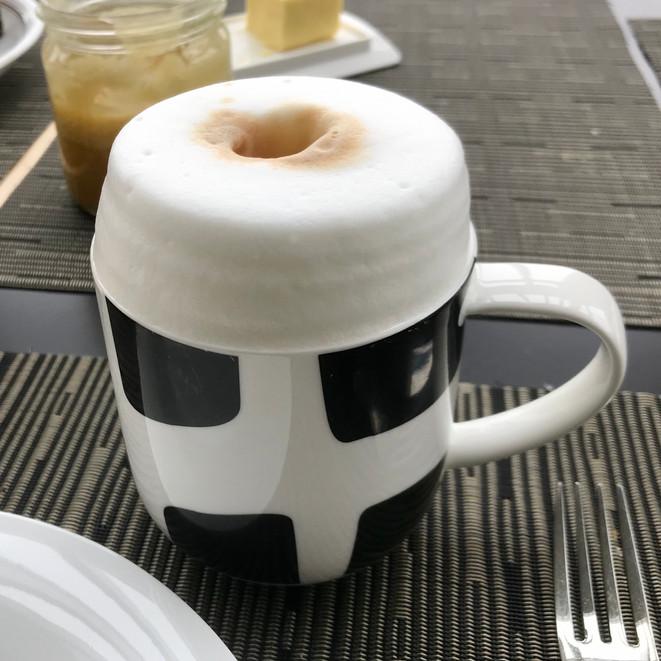 Bukki's weltbester Cappuccino!