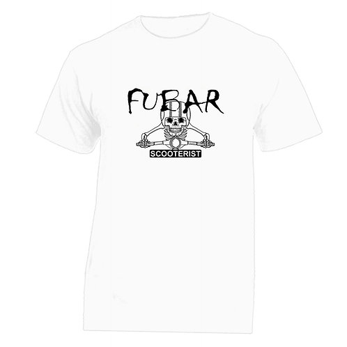 FUBAR SCOOTERIST Tshirt