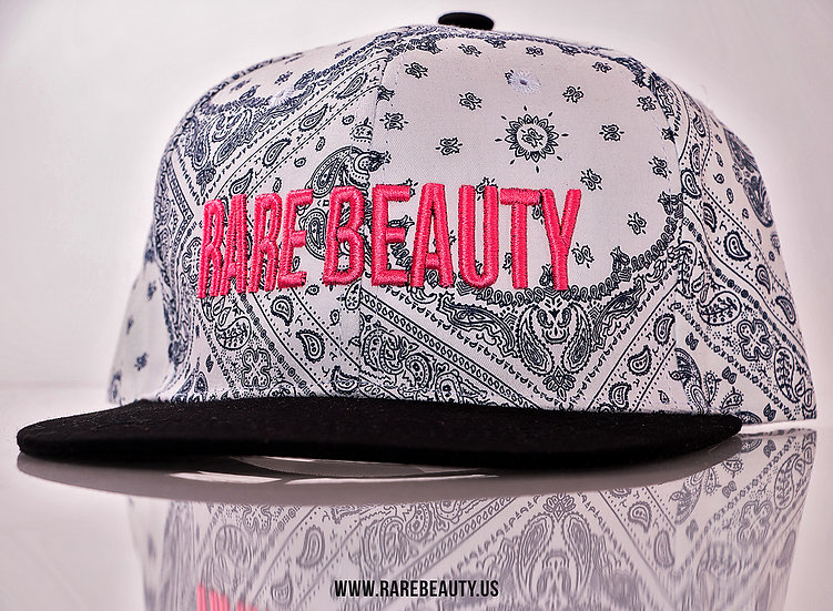 One-of-a-Kind Paisley Rare Beauty Hat