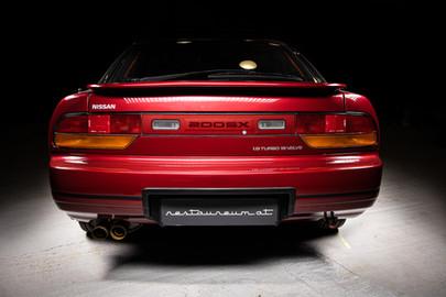 Nissan 200SX Turbo 16V 1991 3