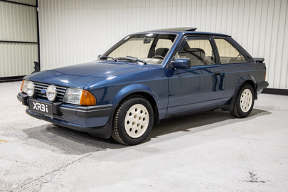 Ford Escort Xr3i 2