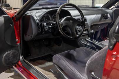 Nissan 200SX Turbo 16V 1991 11