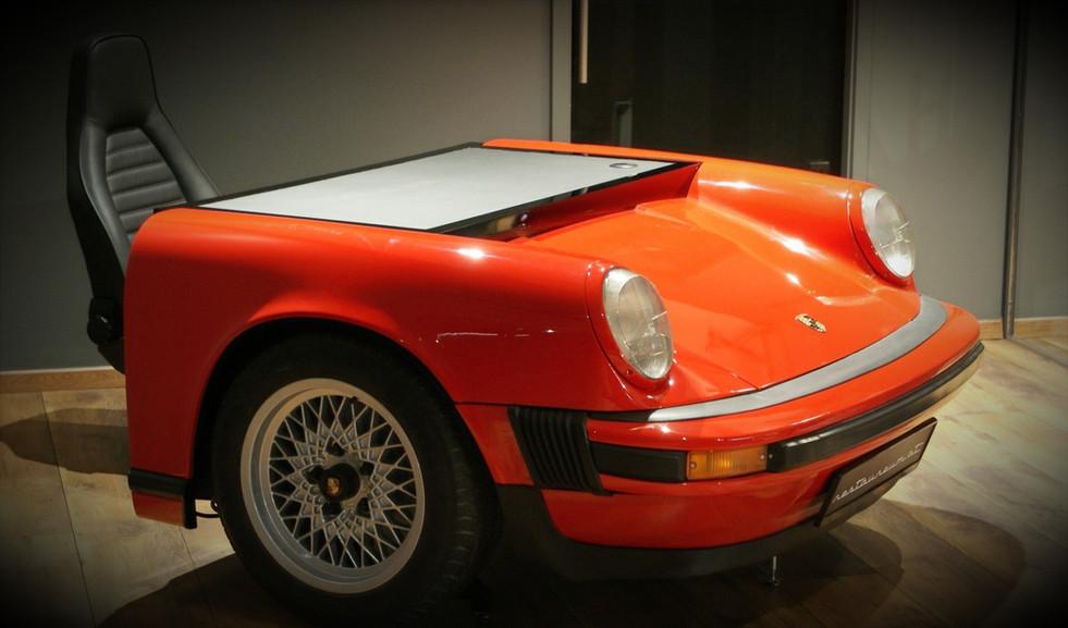 Porsche designer schreibtisch