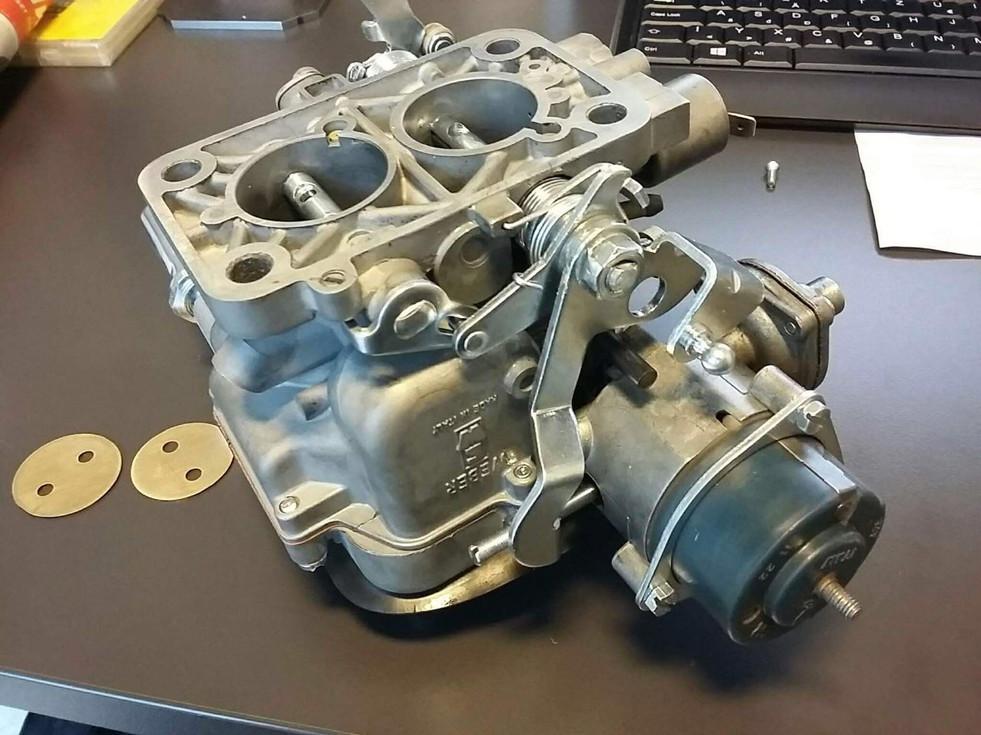 Escort Xr3 carburettor