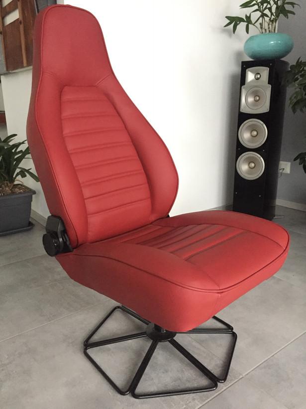 Porsche designer seat