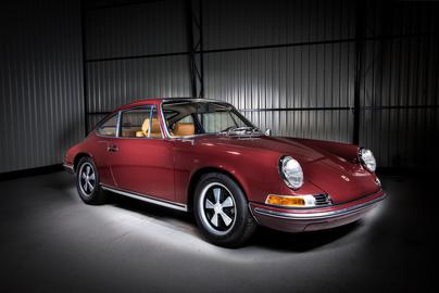 Porsche-911S-1970-1