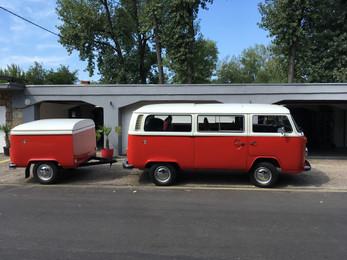 VW T2 Anhänger