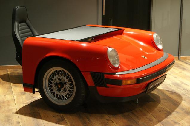 Porsche 911 Schreibtisch Designer