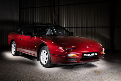 Nissan 200SX Turbo 16V 1991 1