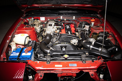 Nissan 200SX Turbo 16V 1991 12
