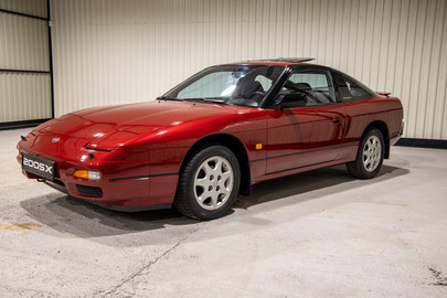 Nissan 200SX Turbo 16V 1991 8