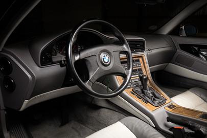 BMW 850CSi E31 11