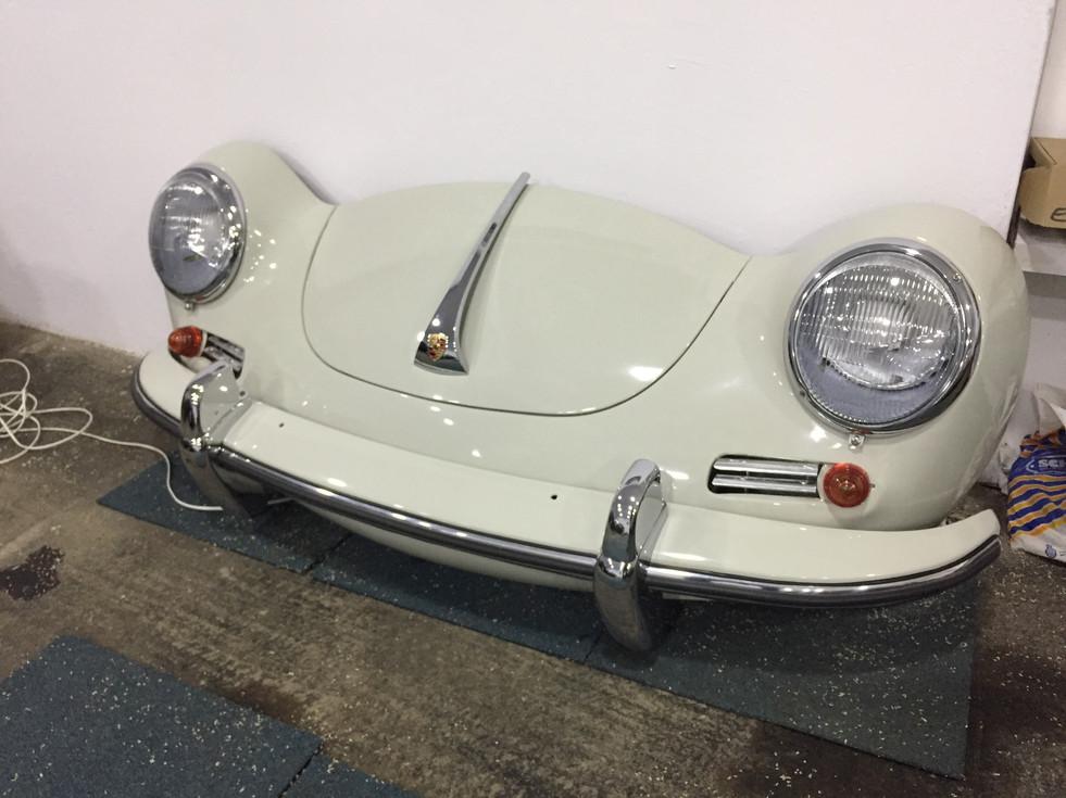 Porsche 356 B wall art