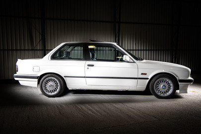 BMW E30 318i coupe 2