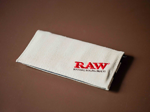 Carteira de Cânhamo Raw