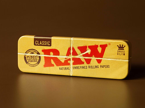 Latinha Raw Caddy