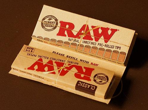 Seda Raw 1 1/4 Tips Prontas