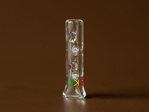 Piteira de Vidro EkoPuffs Simples