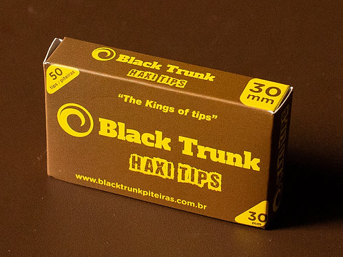 Piteira Black trunk Papel Haxi Tips