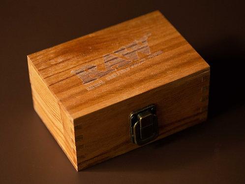 Caixa de Madeira Raw