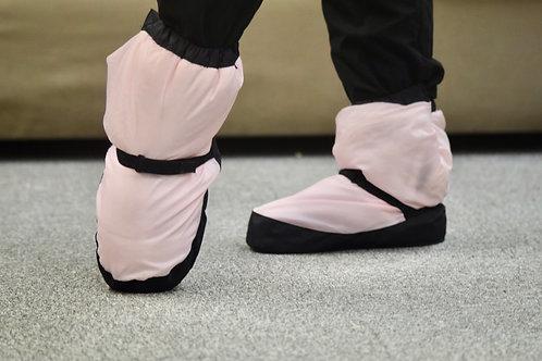 Bloch ballet warm up booties