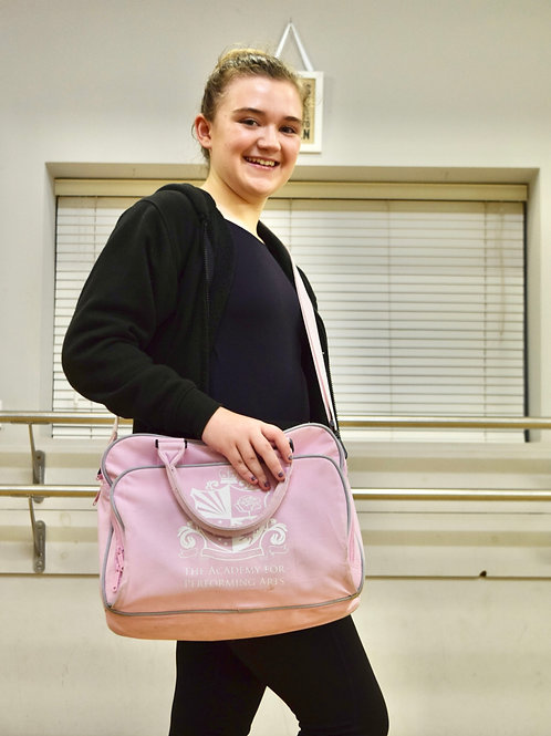 Academy shoulder bag (comes in two colours)