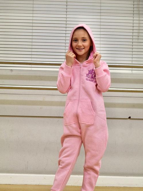 Pink Academy Onesie