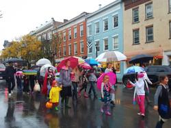 Rain or shine!
