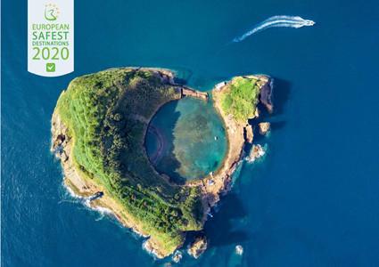 Açores são um dos destinos mais seguros na Europa em 2020