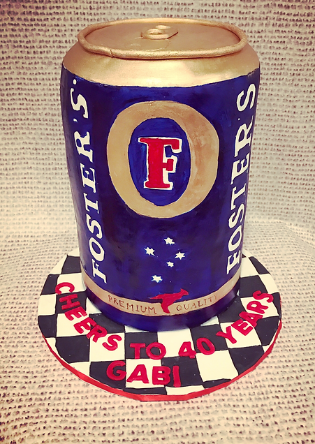 Beer Specialty Cake Shelby Asheville North Carolina Love & Butter Baking Co.