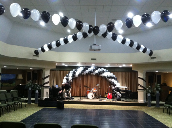 Carolina Village Stage Dance Floor.JPG