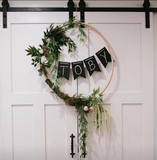 Woodland Greenery Wreath
