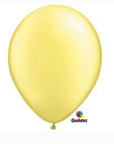 Pearl Lemon Yellow Latex