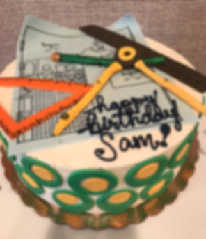 Specialty Cake Shelby Asheville North Carolina Love & Butter Baking Co.