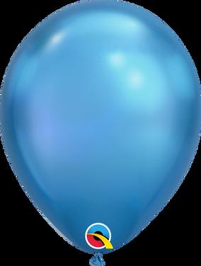 Chrome Azul