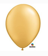 Metallic Gold Latex