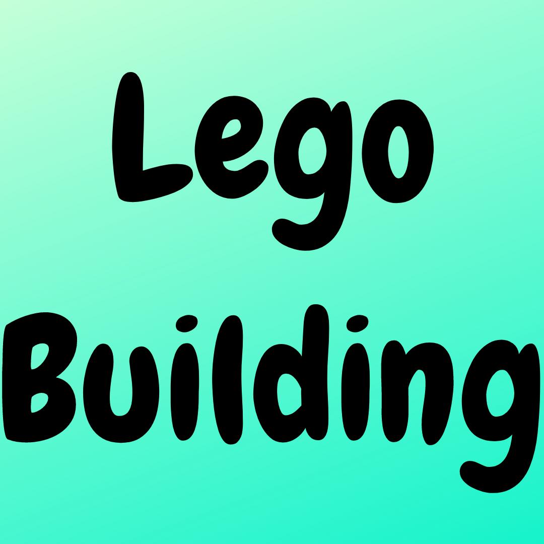 Lego Building (Beg.- Int. Levels)