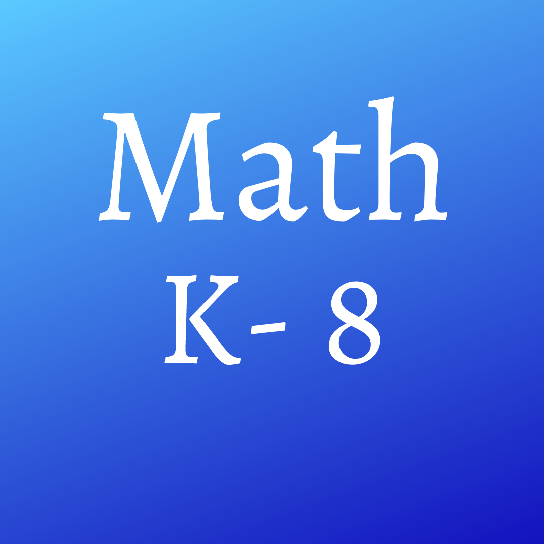 Math (K-8)