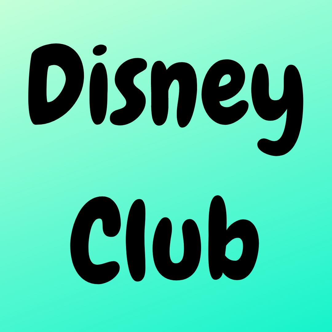 Disney Club