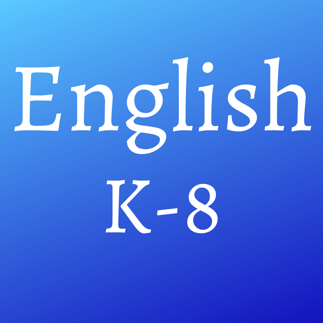 English (K-8)