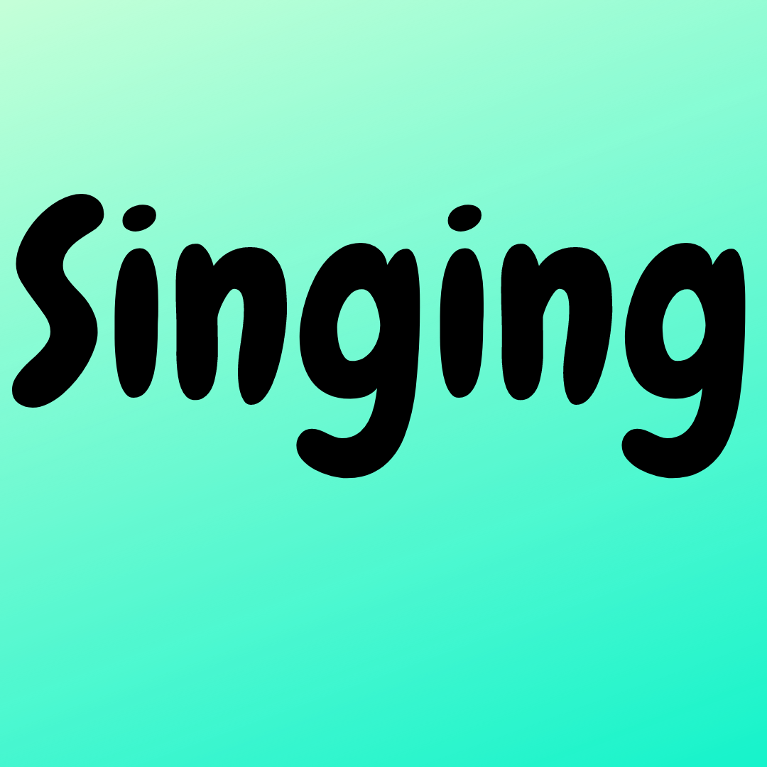 Singing (All Levels)