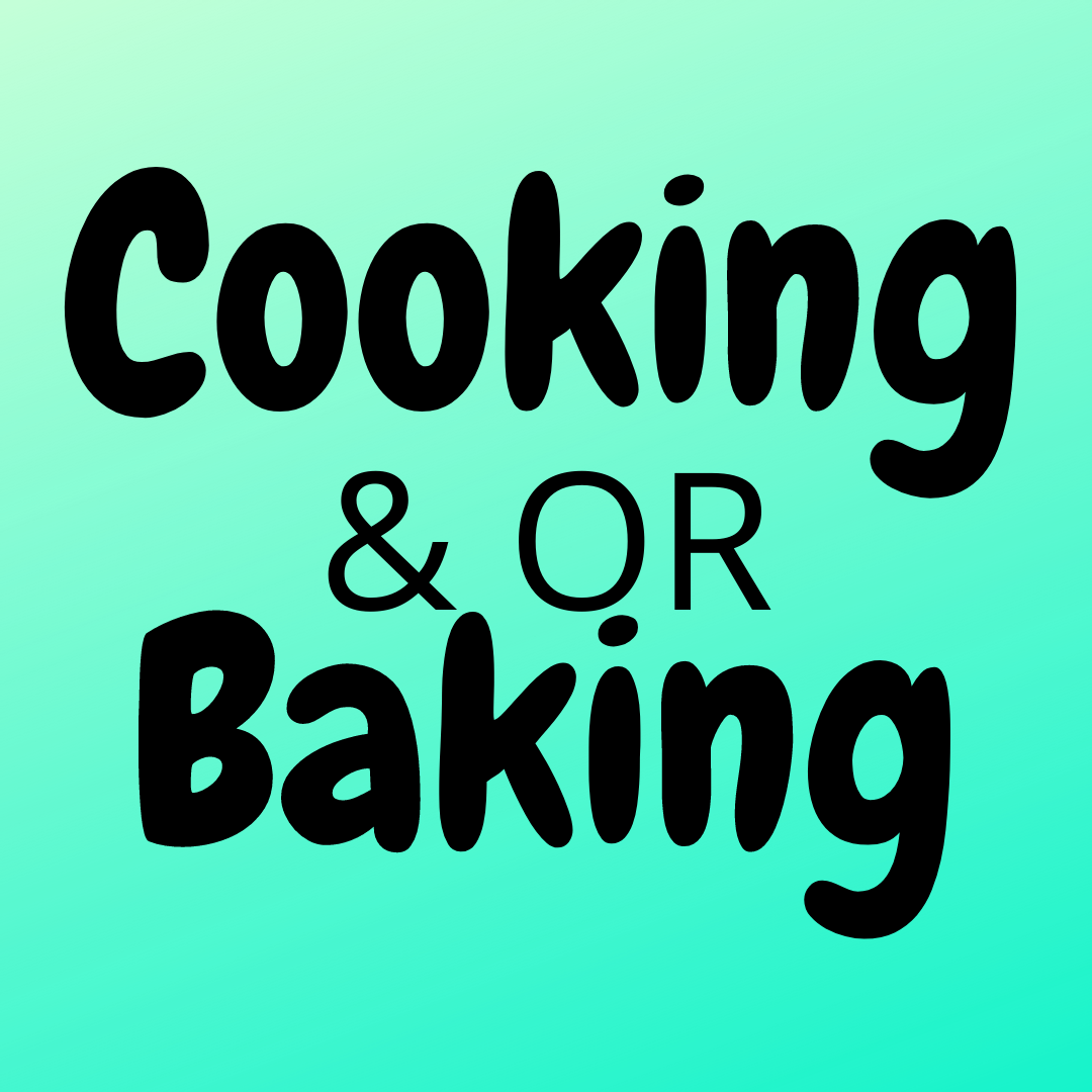 Cooking/ Baking (Int.- Adv. Levels)