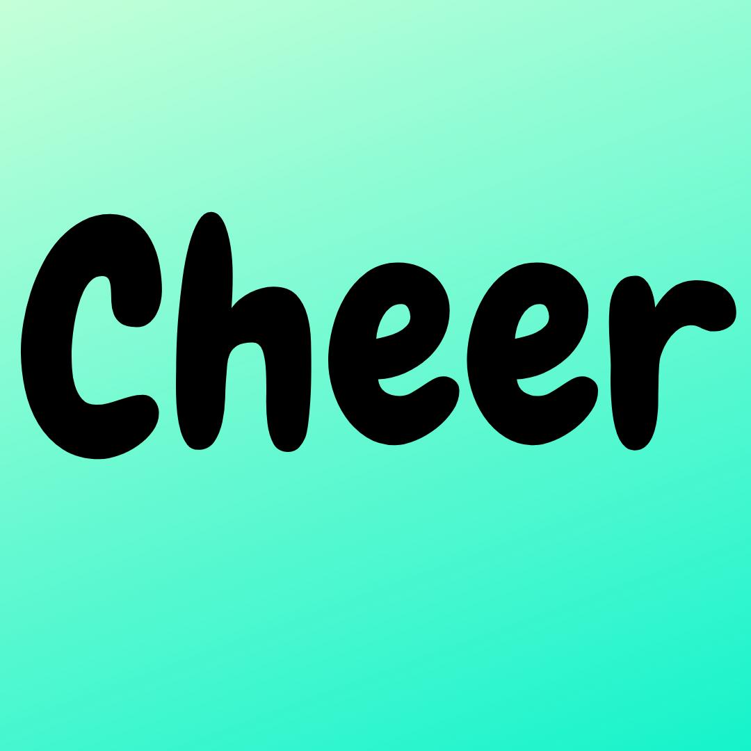 Cheer (Int.- Adv. Levels)