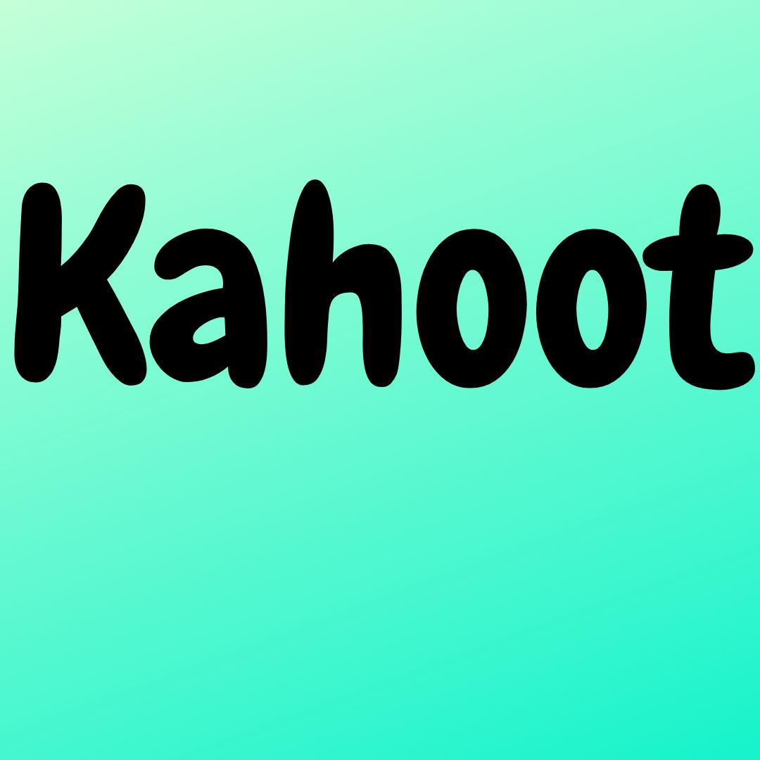 Kahoot (Beg. Level)