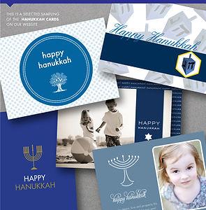 Printing | St. Pete | Greeting Cards | Holiday Cards | Hanukkah