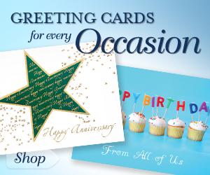 Printing | St. Pete | Greeting Cards | Anniversary | Birthday | Sympathy