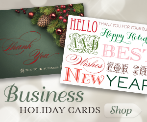 Printing | St. Pete | Greeting Cards | Holiday Cards | Business