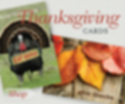 Printing | St. Pete | Greeting Cards | Holiday Cards | Thanksgiving Cards