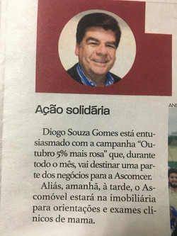 Ascomcer na Souza Gomes