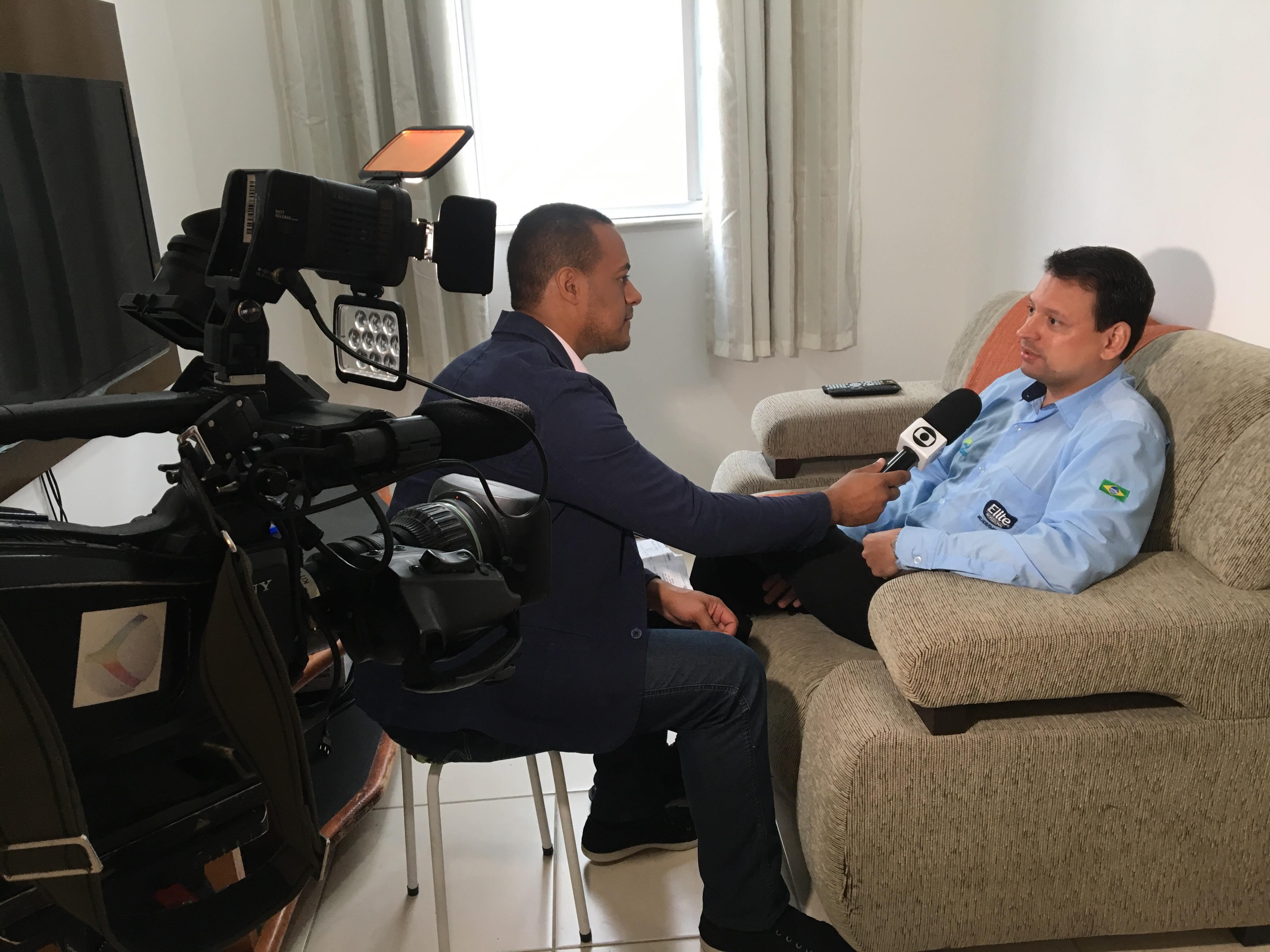 Tv Integração e Souza Gomes